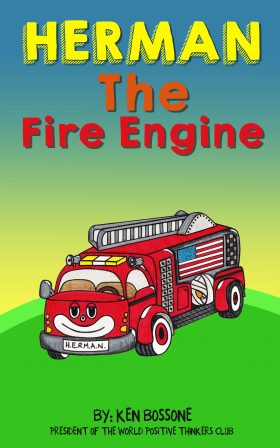 Herman The Fire Engine - Kids Ebook