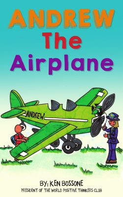 Andrew The Airplane - Kids Ebook
