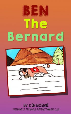 Ben The Bernard - Kids Ebook