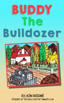 Buddy The Bulldozer - Kids Ebook