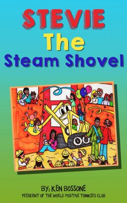 Stevie The Steam Shovel - Kids Ebook