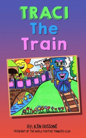 Traci the Train Kids Ebook