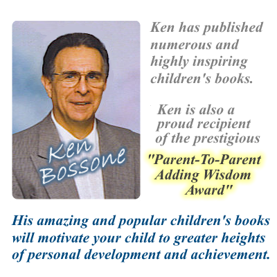 Ken Bossone - President of the World Positive Thinkers Club.